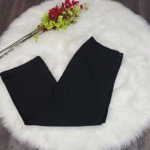 Lane Bryant Dress Pants Black Style #260702 22 22T